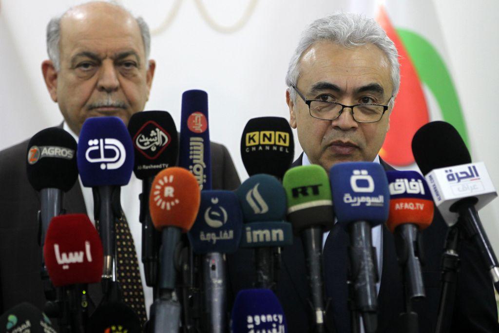 IEA boss Fatih Birol: Oil demand could slow if economy stays weak
