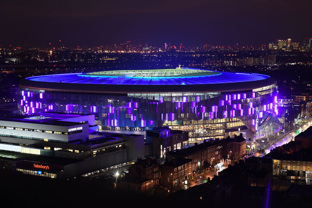 Tottenham Hotspur refinance more than £600m of stadium debt to secure financial future