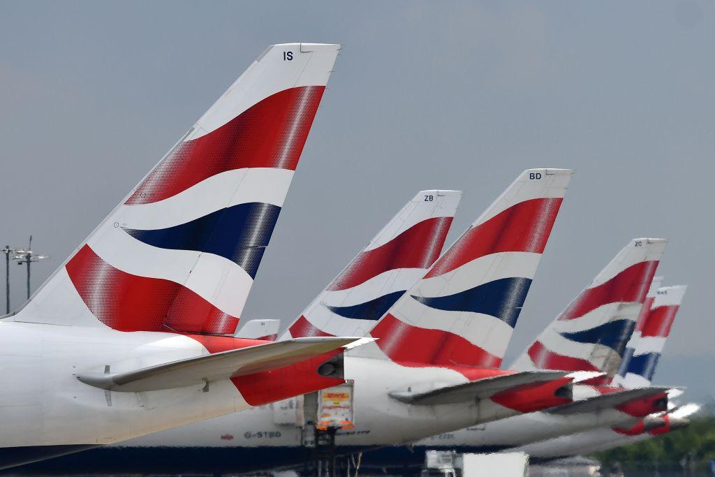 Nearly all British Airways flights cancelled as pilot strikes begin - CityAM