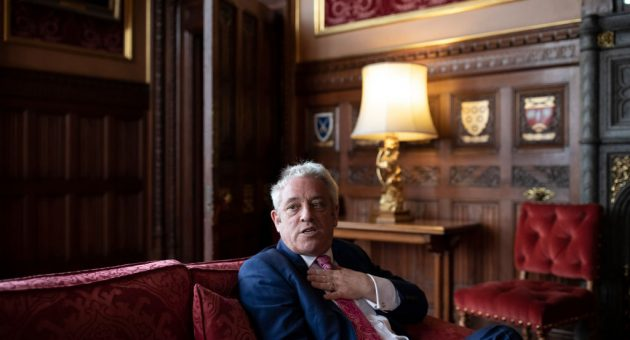 DEBATE: Has John Bercow done more harm than good as House of Commons speaker?