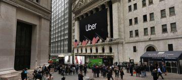 Uber stocks