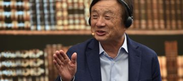 Huawei is already making equipment without US parts, says founder