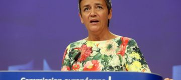 Vestager eyes new data laws in tech giant crackdown