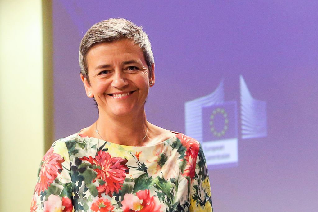 Margrethe Vestager stays on in beefed up EU competition role in blow for tech giants