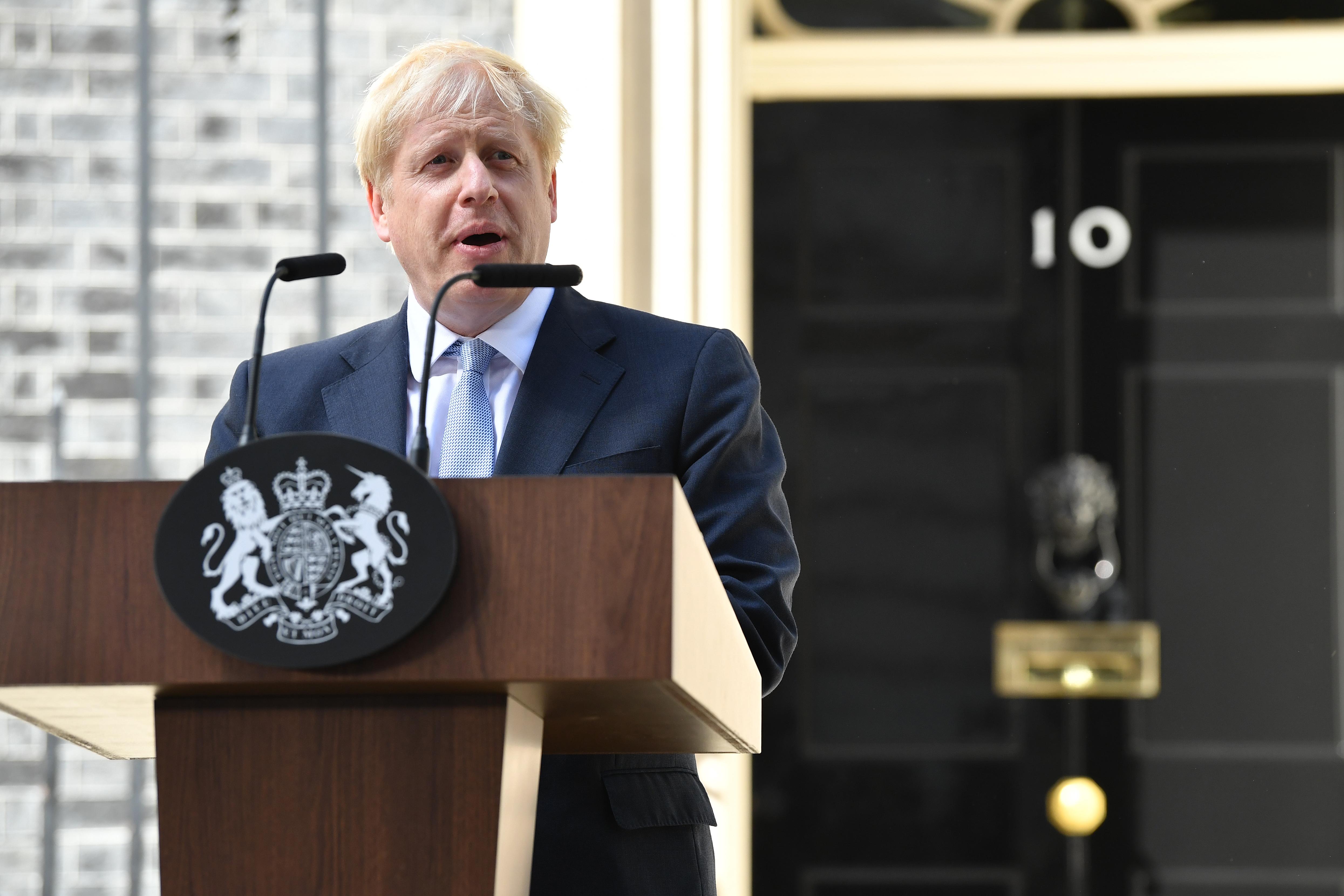 Prime Minister Boris Johnson still more popular than Jeremy Corbyn, says public