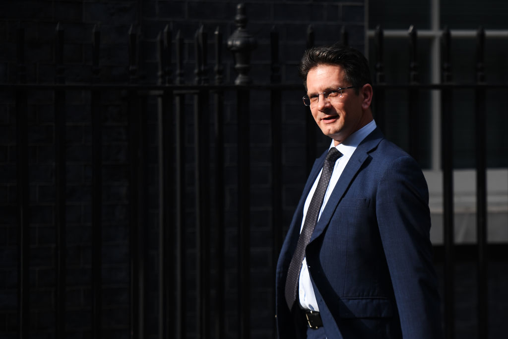 ERG chair Steve Baker vows to vote against Boris Johnson deal if is 'Brexit in name only' - CityAM