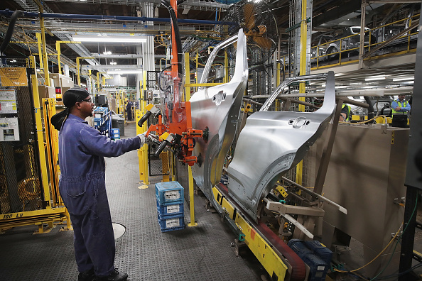 US industrial production surprises with strong growth in August