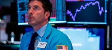 US stock markets open lower amid Middle East tensions