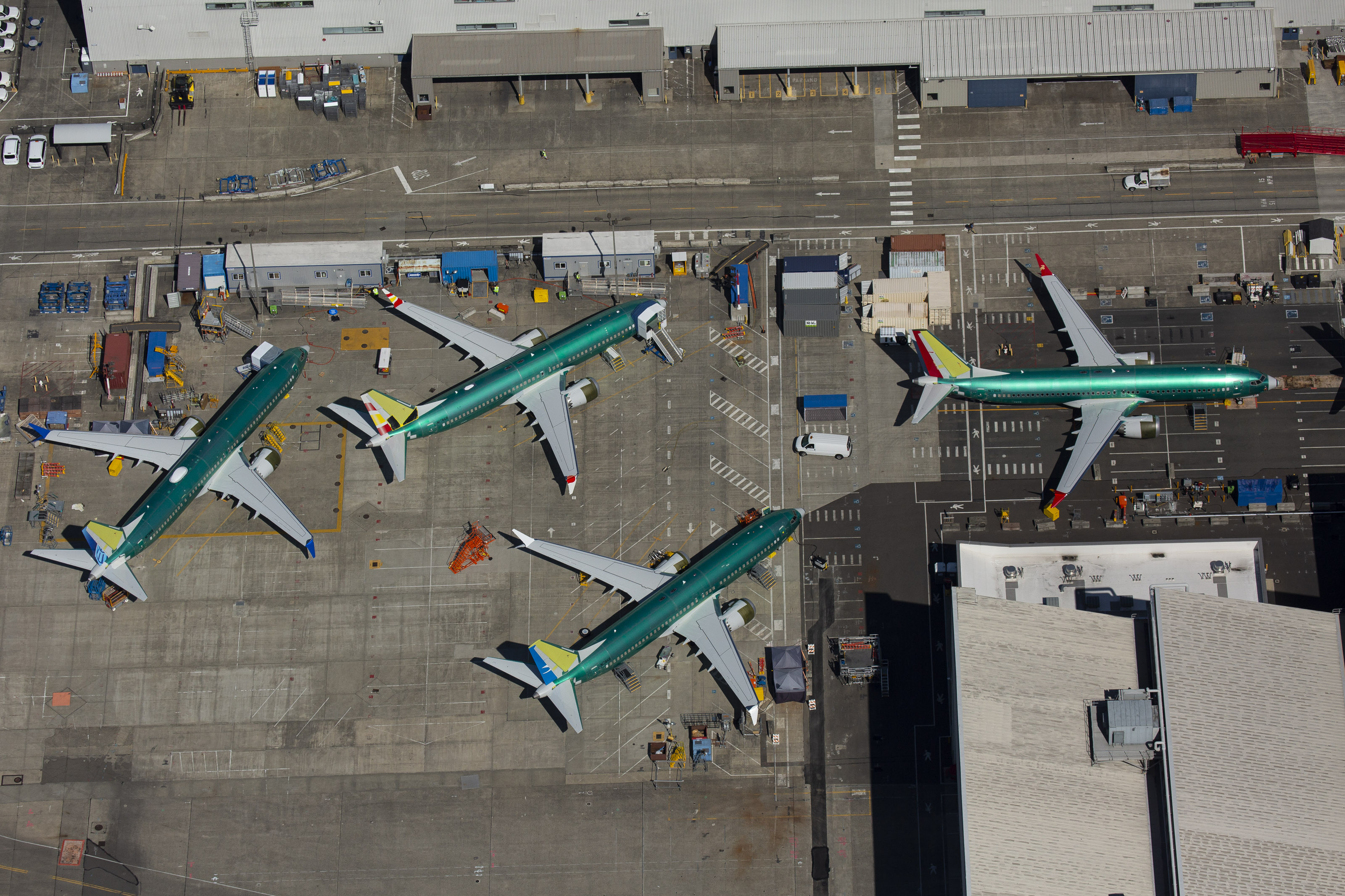 Ryanair expects to see Boeing 737 Max crash jet back in UK skies by March next year
