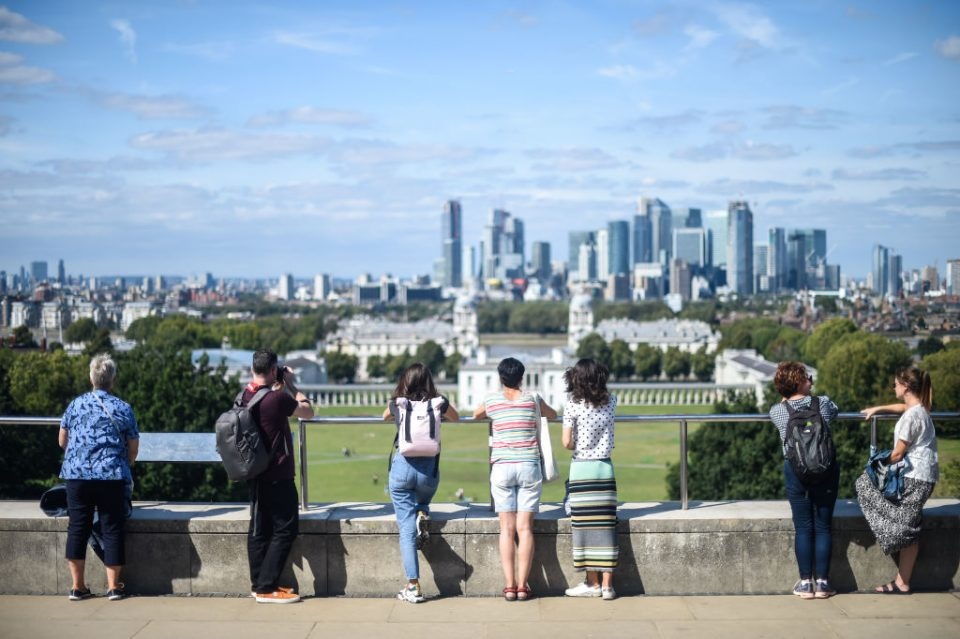 London's private sector growth outperforms rest of country in August