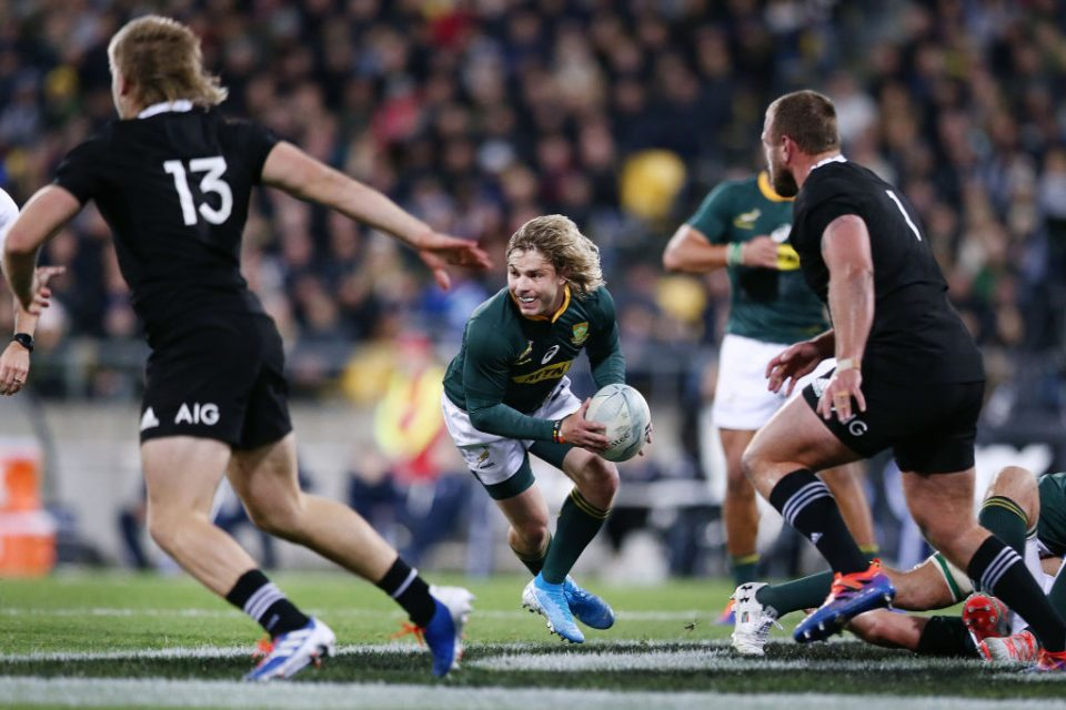 New Zealand and South Africa will be the main contenders at an evenly poised Rugby World Cup - and this weekend's match could be crucial - CityAM