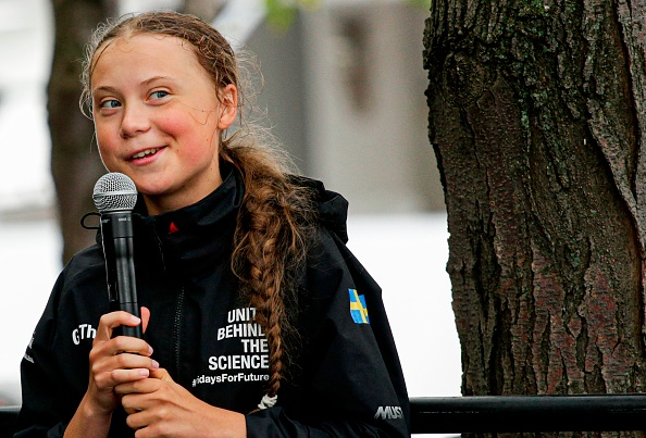 Hey Conservatives, stop attacking Greta Thunberg and come up with better market-led ideas