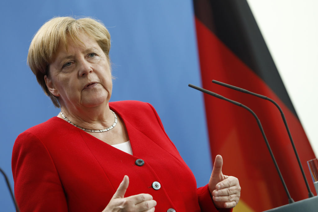 Angela Merkel still thinks there's 'every chance' of an orderly Brexit