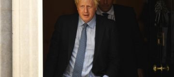 Boris Johnson: No option but to hold General Election