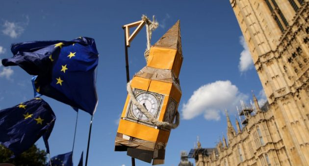 The 'disaster capitalism' Brexit conspiracy that goes right to the very top