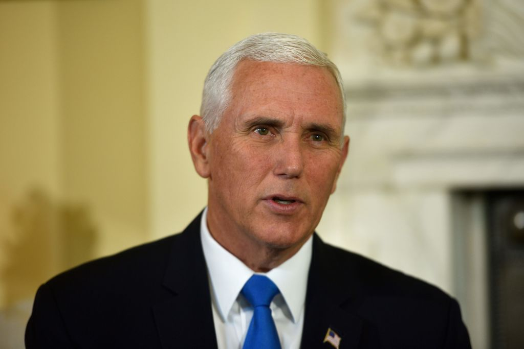 Mike Pence: The minute the UK is out of the EU, the US is in