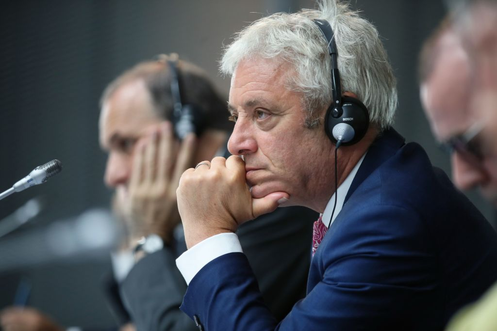 Bercow vows 'creativity' to stop Johnson dodging Brexit delay