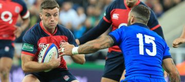 George Ford has given Eddie Jones a dilemma with his excellent World Cup warm-up