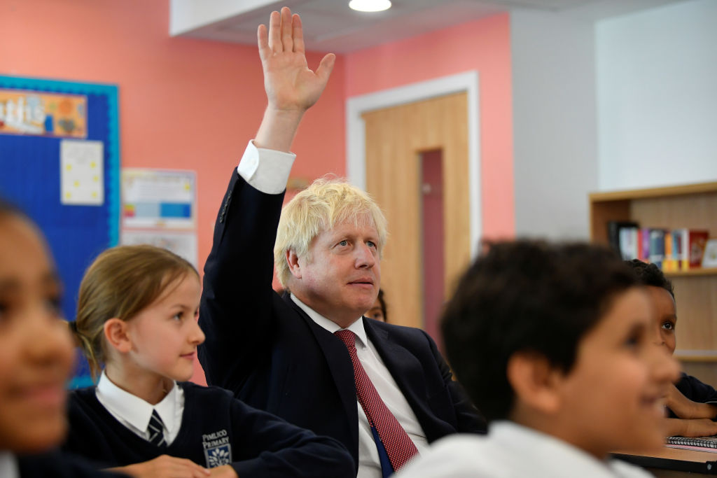 Boris Johnson denies lying to Queen over prorogation