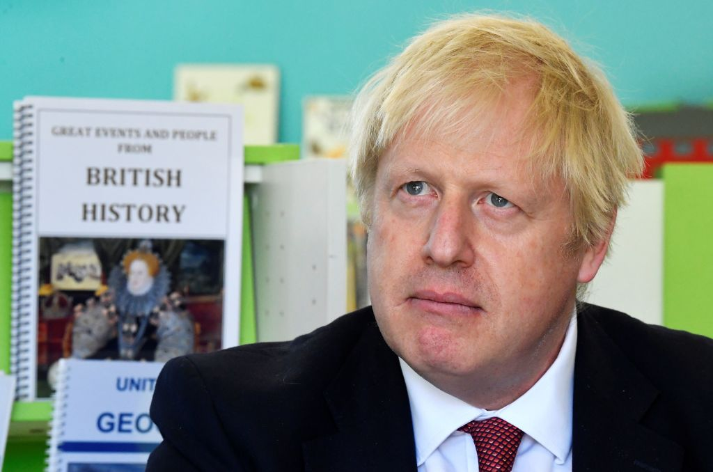 Prime Minister Boris Johnson faces ERG rebellion as sources hint at shift on backstop
