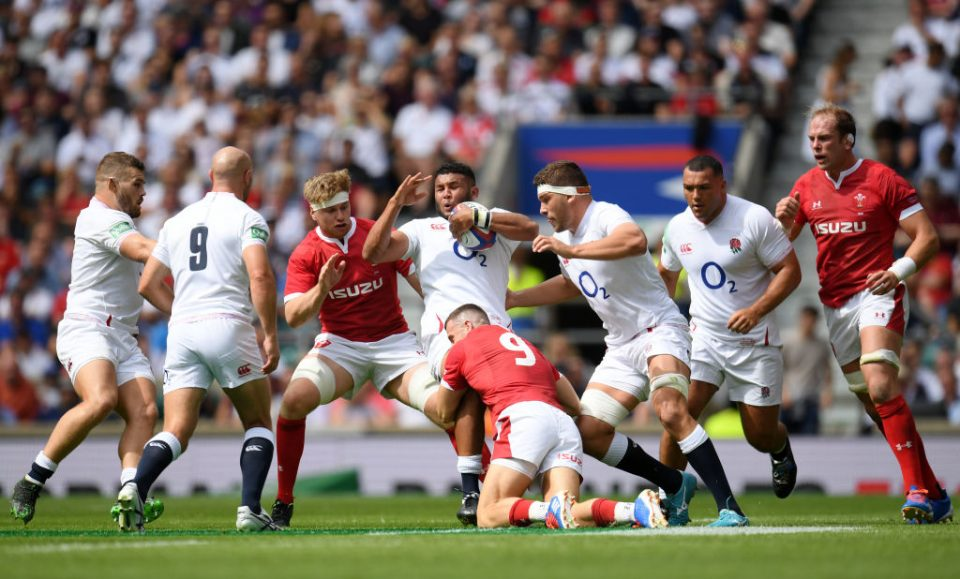 Eddie Jones takes gamble with squad selection but how does England's cap count compare to rivals? - CityAM
