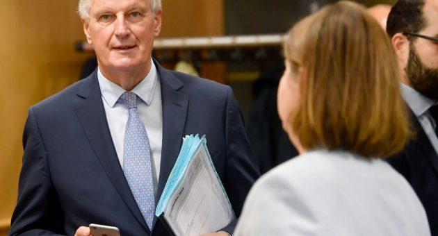 Barnier rejects Brexit extension without 'concrete' proposals