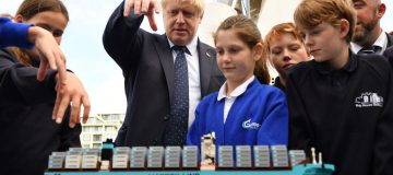 The 'Boris Bridge'? PM puts price tag on 'very good' idea