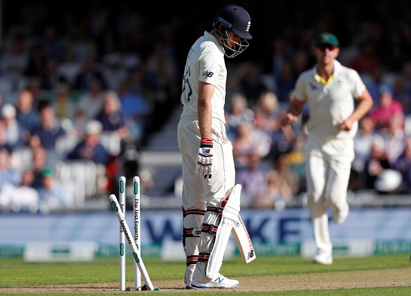 England's horror film batting makes a mockery of pleasant conditions