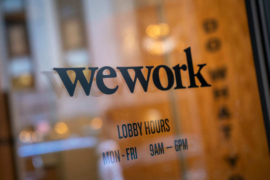 Wework: Is the coworking giant still working for investors? - CityAM