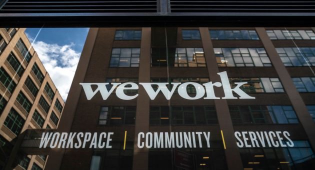Softbank prepares to take control of Wework