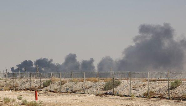 US to send troops into Saudi Arabia following oil attacks