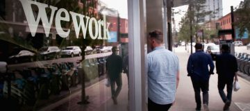 Wework slashes founder's supervotes to save IPO