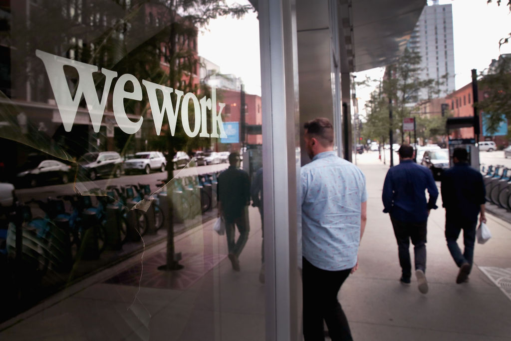 Wework IPO: Firm cuts founder's supervoting power to save float