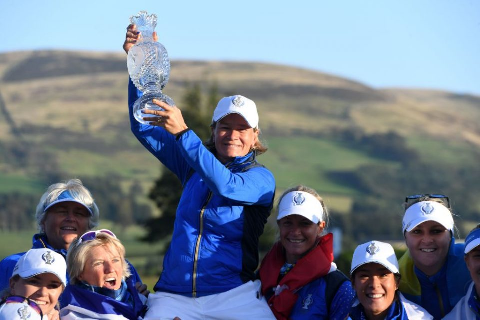 Solheim Cup thriller was up there with anything in men's or women's golf - CityAM