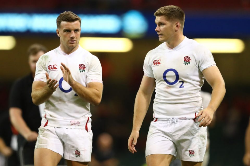 George Ford has given Eddie Jones a dilemma with his excellent World Cup warm-up - CityAM