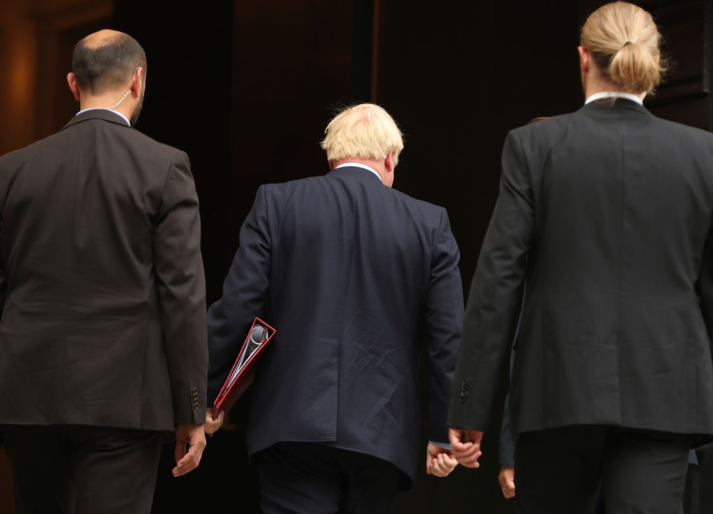 No 10 plans to run down clock in Brexit face-off