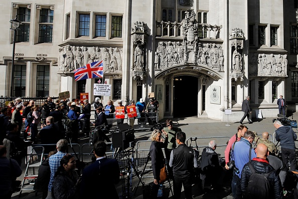 Supreme Court live: Government QC outlines case for prorogation - CityAM