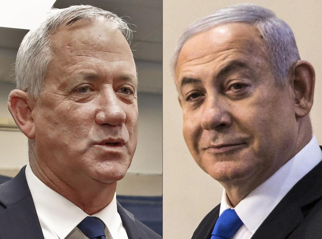 Pressure on Netanyahu as Israel's voters split (again)