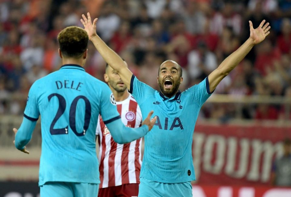 Olympiacos 2-2 Tottenham: Spurs stuck in limbo after slipping up in Greece - CityAM