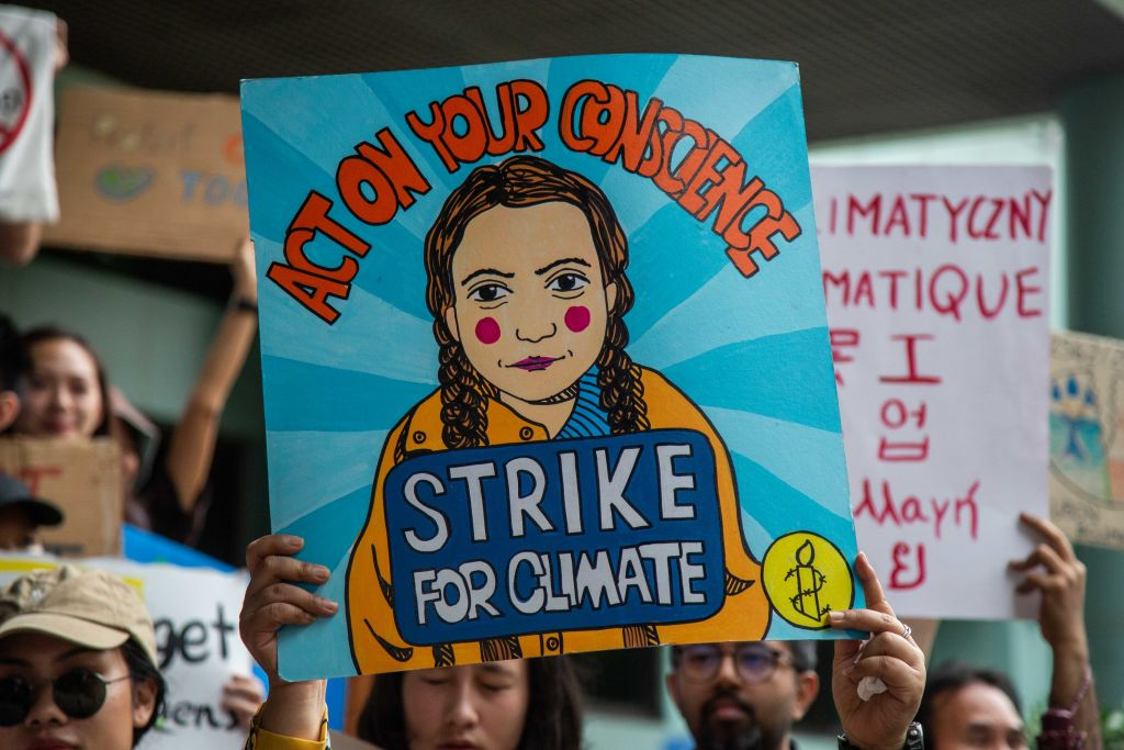 Worldwide climate strikes: Students set to protest at London's Millbank