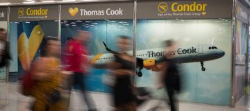 Thomas Cook customers struggle to get refunds