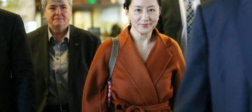 Huawei CFO Meng Wanzhou details life on bail