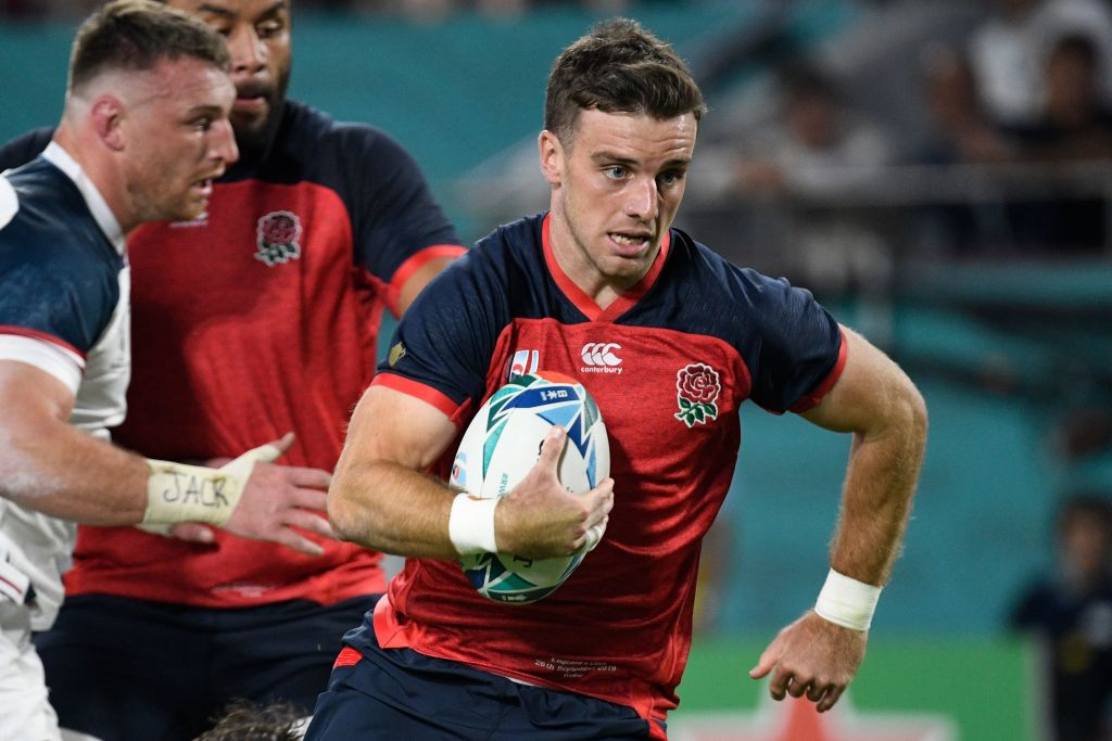 England 45-7 United States: George Ford stars as Red Rose click into gear in Kobe heat