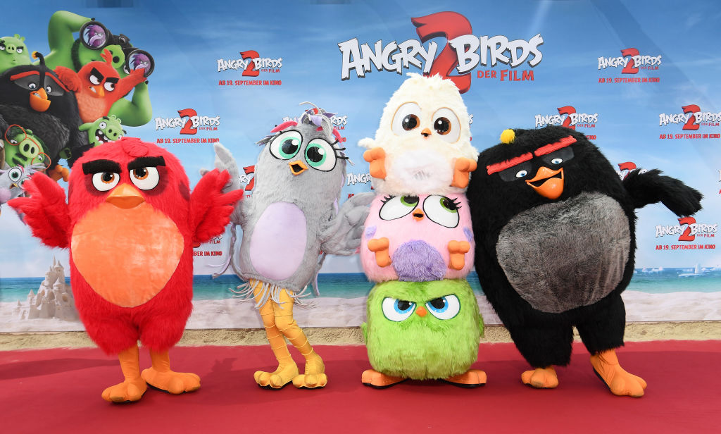 Shares in Angry Birds maker Rovio crash as it lowers outlook