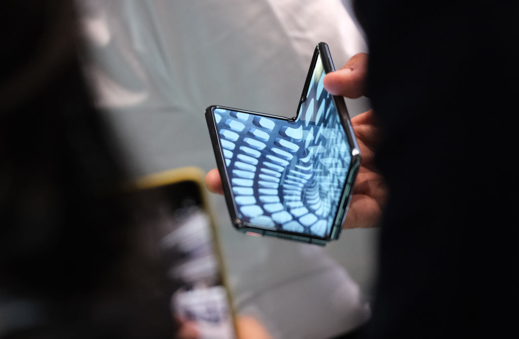 Samsung prepares to release new foldable smartphone after delays