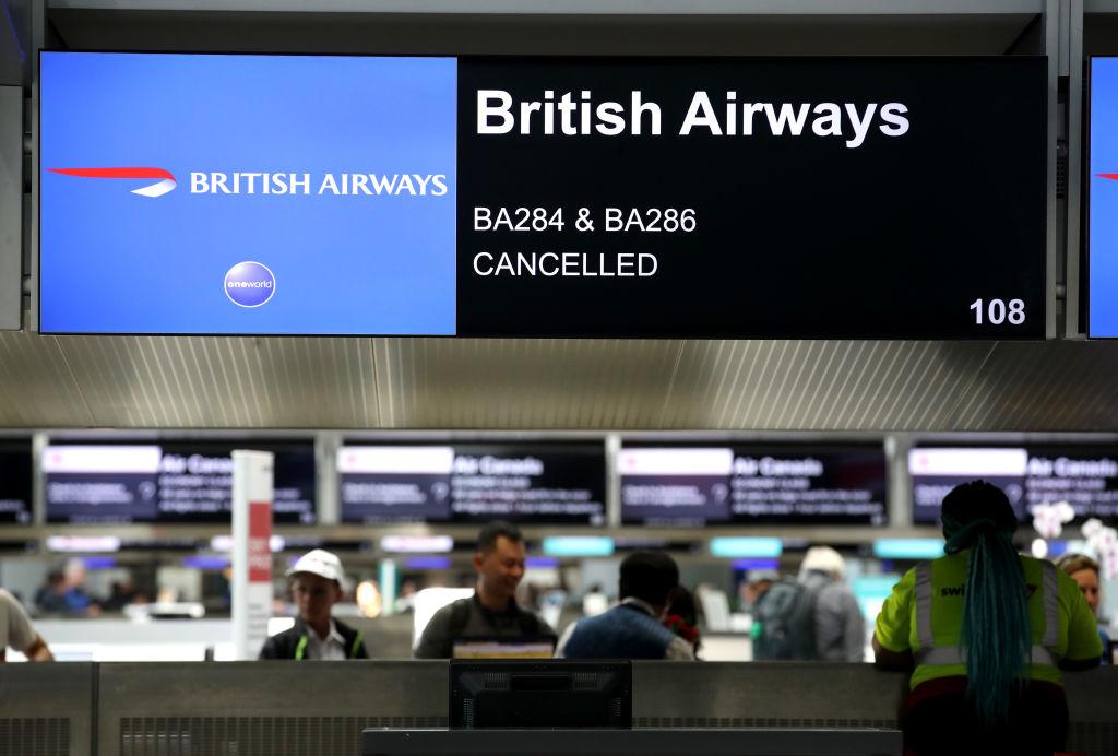 British Airways strikes: Airline warns of continued disruption