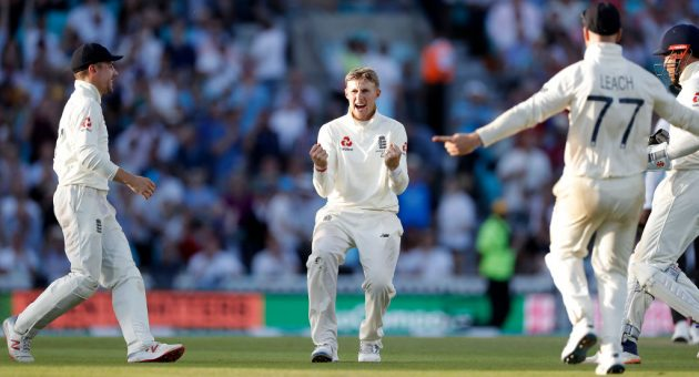 England 2-2 Australia: Joe Root leads hosts to victory at The Oval to draw the Ashes
