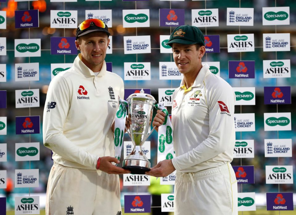 England 2-2 Australia: Joe Root leads hosts to victory at The Oval to draw the Ashes - CityAM