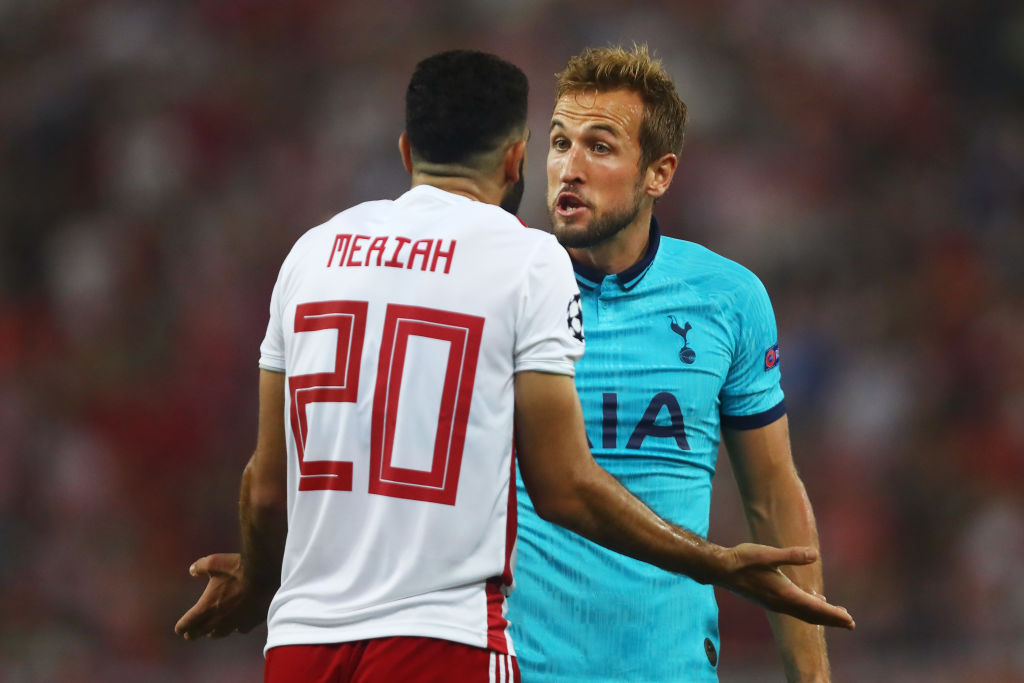 Olympiacos 2-2 Tottenham: Spurs stuck in limbo after slipping up in Greece