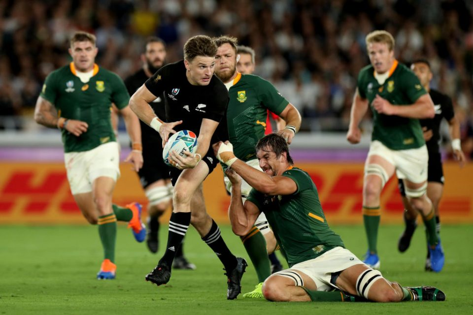 Rugby World Cup digest: Scotland face battle to progress as Fiji fall to foul play - CityAM
